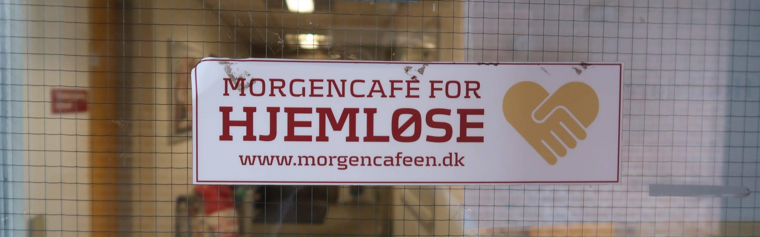 Fonden Morgencafé for Hjemløse